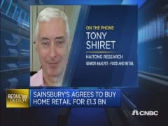 Sainsbury's looks to boost online business