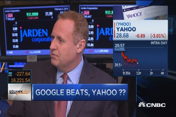 If they can get a bid, Yahoo should sell themselves: Analyst