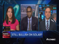 Bull vs. Bear: Solar sector