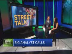 Street Talk: CMG, DV, MCHP, AMAT, MNK