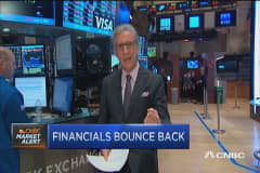 Regional bank stocks see turnaround