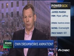 Bull vs. Bear on Dreamworks