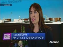 Peru Foreign Minister PKG