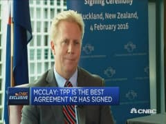 TPP Best agreement NZ has signed