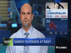 Energy dividends at risk?