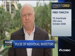 Pulse of individual investors: TD CEO