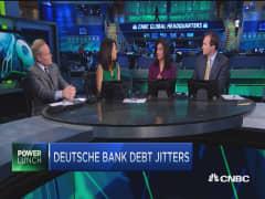 Deutsche Bank bond troubles