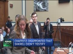 Chaffetz: 'Sort of childlike' behavior from Shkreli