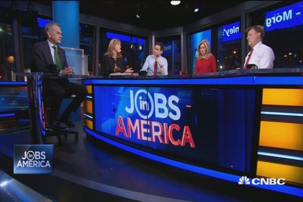 We need a 'Goldilocks' jobs number: Expert