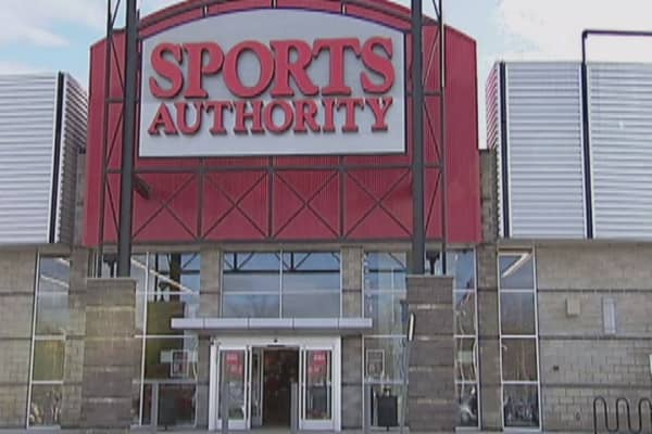 Sports Authority preparing to file for bankruptcy