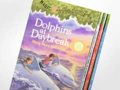 The Magic Tree House books