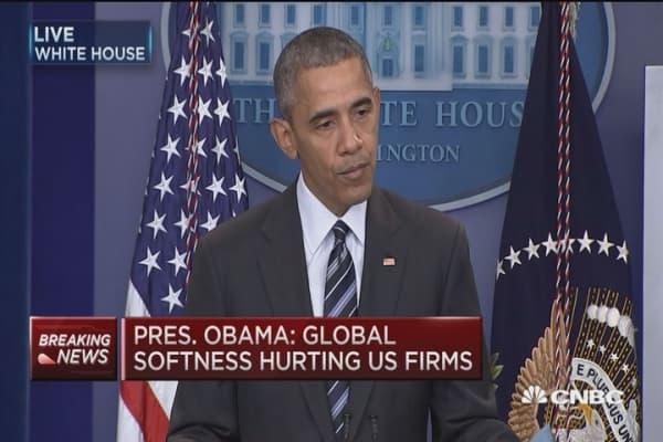 Pres. Obama: Clean energy big focus in budget