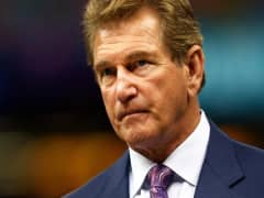 Joe Theismann's Super Bowl pick is...