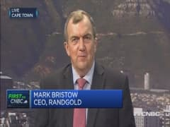 Demand for gold remains solid: Randgold CEO