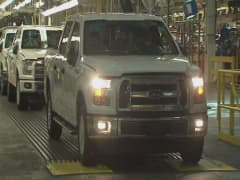 Ford to build plant in Mexico