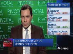 Tech stocks lose earnings pop