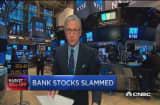 Concerns weigh on financials
