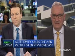 2015 has been a fantasic year: Actelion CEO