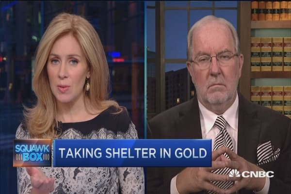 Gold is signaling confusion: Dennis Gartman