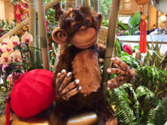 Year of the Monkey celebrations kick off in Las Vegas.