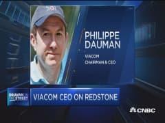 Dauman: Viacom outlook distorted