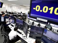 Japan negative bond yields
