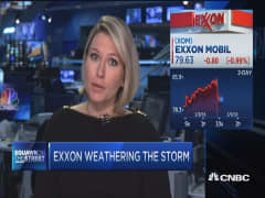 Exxon a bright spot in energy turmoil