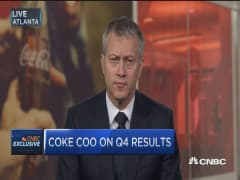 More momentum expected for Coca-Cola