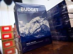 2017 Budget U.S.