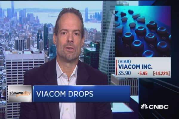 Viacom's challenges ahead