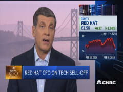 Red Hat CFO: Well positioned, focus on customer expectations