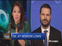 Three oil stock picks