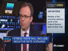 Recession risk higher, still relatively low: Hatzius