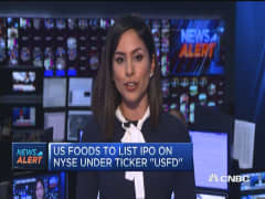 US Foods files for IPO