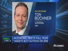 EM markets remain weak: AkzoNobel CEO
