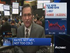 Santelli: Rates in Goldilocks limbo