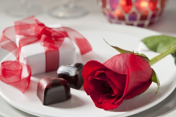 Valentine's Day cost