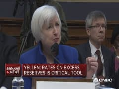 Yellen: Hopeful of faster progress on wages