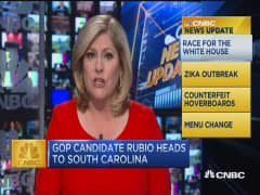 CNBC update: GOP looks to South Carolina primary