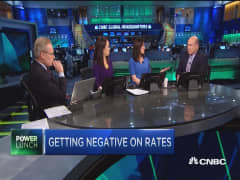 Lack of fiscal stimulus could spur need for negative rates