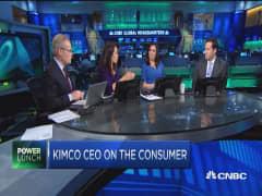 Kimco CEO