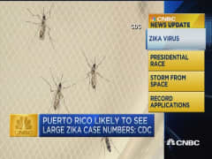 CNBC update: CDC calls for additional resources to fight Zika