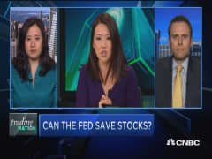 Trading Nation: Can the Fed save stocks?