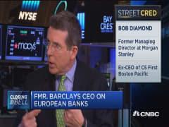 Risk in European banks 'overdone': Bob Diamond