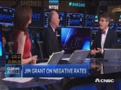 Jim Grant: We are in a recession
