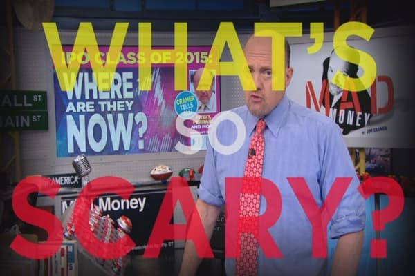 Cramer Remix: Why companies are scared of IPOs