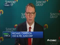 Suncorp CEO: Diversification has benefits