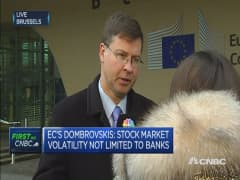 Banking sector risks are going down: European Commission VP