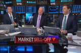 Cramer: Yellen should put a stake in the ground