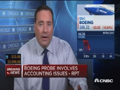 SEC to probe Boeing accounting: Report